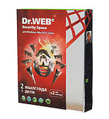 Dr.WEB Security Space SILVER 1 ПК / 2 года