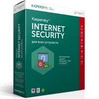 Антивирус Касперского KIS 2020, Internet Security, базовая версия на 1 год, box (2ПК)