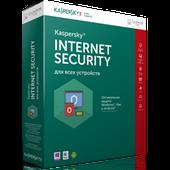 Антивирус Касперского KIS 2020, Internet Security, базовая версия на 1 год, box (3ПК)