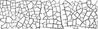 Сменный роликовый штамп Джамбо (JUMBO) - Crackle Background (потрескавшийся фон)