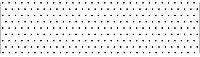 Сменный роликовый штамп Джамбо (JUMBO) - SIMPLE DOTS (простые точки)