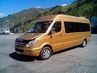 Пассажирские перевозки на микроавтобусах, фото 1