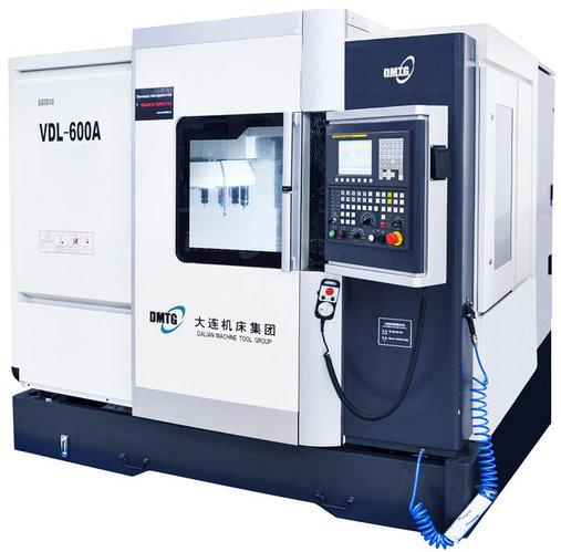 Вертикальный фрезерный обрабатывающий центр VDL600A