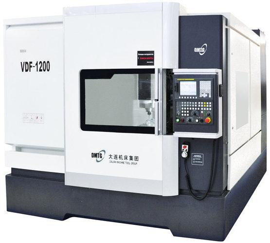 Вертикальный фрезерный обрабатывающий центр VDF1200