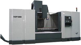 Вертикальный фрезерный обрабатывающий центр VDF1800