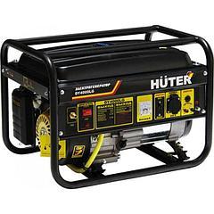 Газовые электрогенераторы Huter