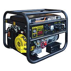 Бензиновые электрогенераторы Huter с системой АВР
