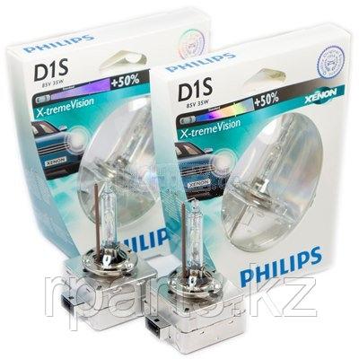 Ксеноновая лампа Philips Xenon XtremeVision D1S