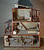 Кукольный домик с мебелью