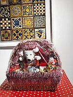 Детская Новогодняя корзина
