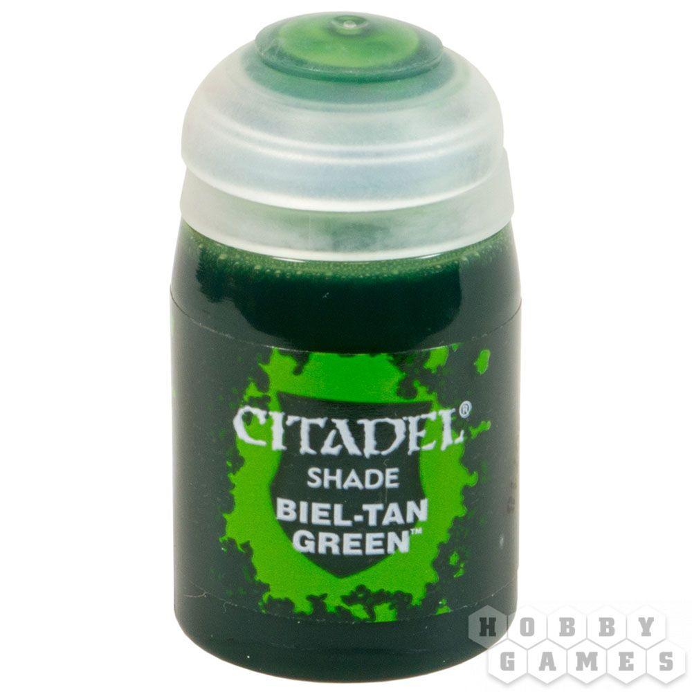 Краска Shade: Зеленый Биль-Тан (Biel-Tan Green (24 ml))