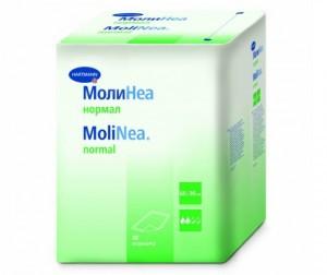 MoliNea Normal впитывающие пеленки 40X60см