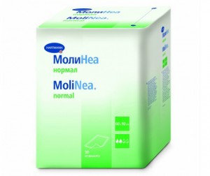 MoliNea Normal впитывющие пеленки 60X90см, фото 2