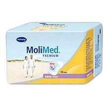 Прокладки урологические женские MoliMed Premium maxi 14 штук