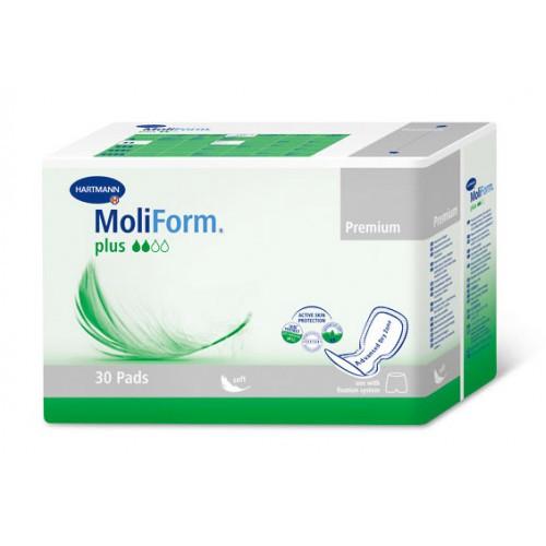 Анатомические прокладки MOLIFORM Premium Plus-прокл.недерж.