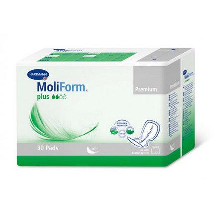 Анатомические прокладки MOLIFORM Premium Plus-прокл.недерж. , фото 2