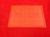 Силиконовый термостойкий коврик для паяльных работ (38*28см)