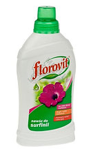 Жидкое удобрение для сурфиний (петуний) Florovit