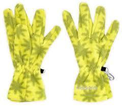 Детские перчатки для девочек Crockid