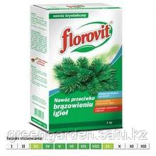 Минеральное удобрение против побурения хвои, 1кг FLOROVIT