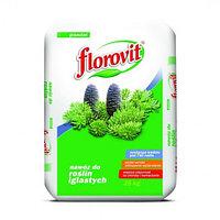 Минеральное удобрение для хвойных растений, 25 кг FLOROVIT
