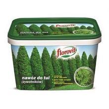 Минеральное удобрение для хвойных растений (туи) 4кг FLOROVIT