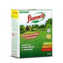 Минеральное удобрение для газонов с большим содержанием  железа 2 кг FLOROVIT