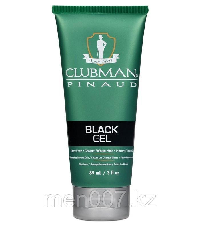 Clubman Black Gel (Гель для маскировки седины)