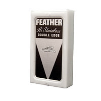 Feather Hi Stainless (лезвия 5 штук)