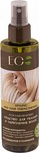 Средство для укладки и укрепления волос «Разглаживающее»