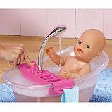 Игрушка BABY born Ванна Интерактивная, дисплей, фото 2
