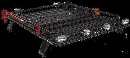 Багажные системы, рейлинги, автобоксы