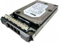 HDD Dell/SAS/4000 Gb/7.2k/12Gbps 512n 3.5in Hot-plug Hard Drive, CusKit