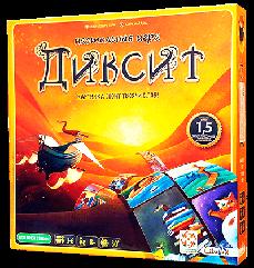 Настольная игра: Диксит