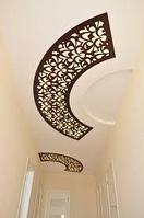 Ажурные перегородки для потолка