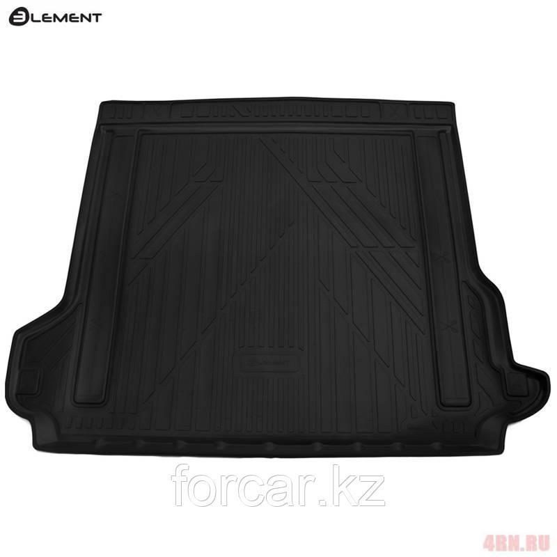 Коврик в багажник TOYOTA LC150 Prado, 2017->