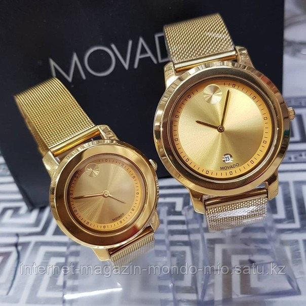 Часы MOVADO керамика+титан класса ЛЮКС
