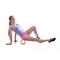 Массажный валик, цилиндр для йоги , фитнеса 33см