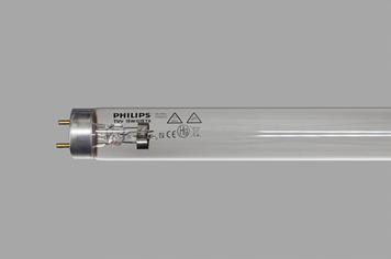 Лампа бактерицидная  TUV-15W G13 Philips