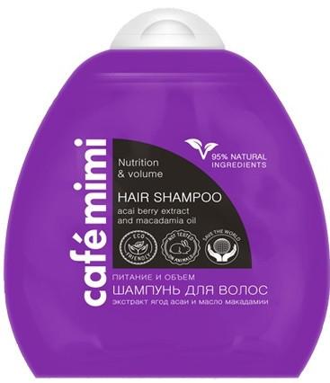 Шампунь для волос «Питание и объем»
