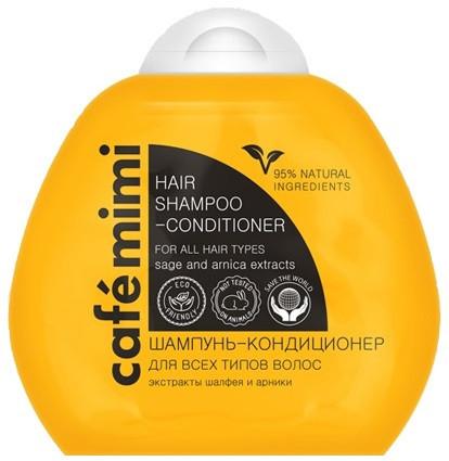 Шампунь-кондиционер для волос 2-в-1