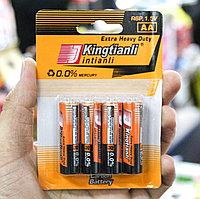 """Батарейки типа АА """"Kingtianli"""", 4 шт."""