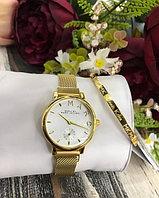 Титановый набор часы MARC JACOBS и браслет MICHAEL KORS