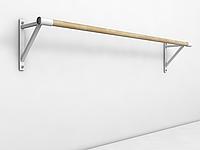 Балетный станок однорядный настенный 1м, фото 1