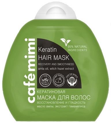 Маска кератиновая для волос