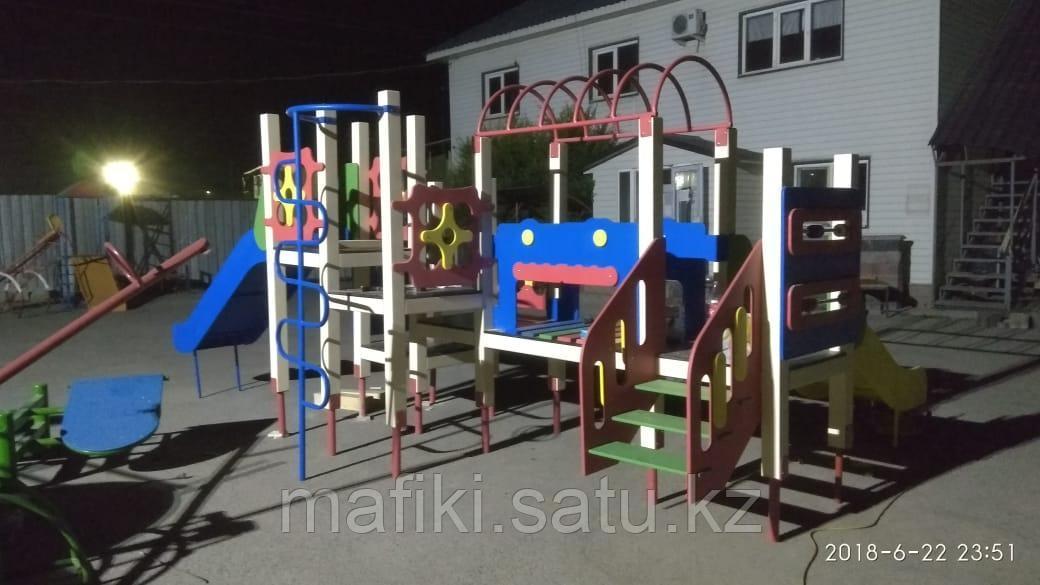 Детский игровой городок - фото 1