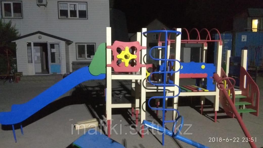 Детский игровой городок - фото 2