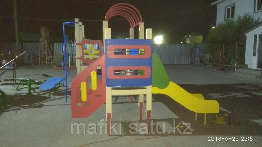 Детский игровой городок - фото 3