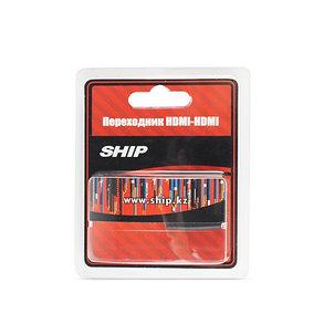 Переходник HDMI на HDMI SHIP AD104B Блистер, фото 2
