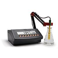 Hanna HI2210-02 микропроцессорный рН/С-метр HI2210-02